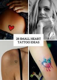 28 cute small heart tattoo ideas for women styleoholic