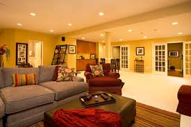 decorating ideas for a basement