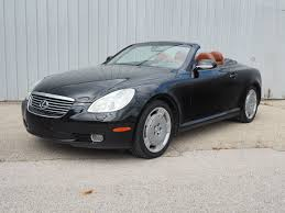 lexus convertible sc430 2002 lexus sc430 roadster safro investment cars