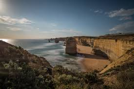 ocean twelve sea ocean apostles great road limestone stacks victoria coastline