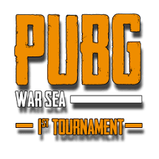 pubg logo pubg war sea 1st tournament toornament the esport platform