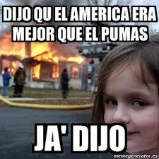 Memes De Pumas Vs America - america memes vs pumas image memes at relatably com
