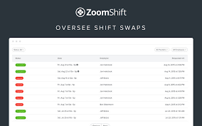zoomshift u2014 employee scheduling software chrome web store