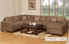 johnsonville u shape modular sofa sofa u0026 ottoman nz u0027s
