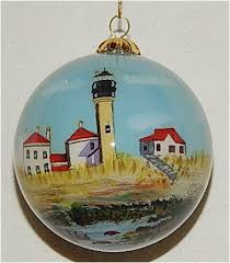 the cape cod store lighthouse ornaments by marsha york
