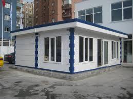 Prefab Offices Prefabricated Office Buildings Manufacturers Karmod Turkey Karmod