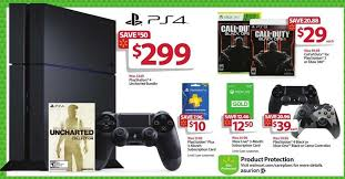 the best playstation4 deals on black friday gaming deals for walmart u0027s black friday leaked gamer assault weekly
