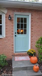 Garage Door Paint Designs Replacing Exterior Door Brick Molding Replacing Brick Moulding