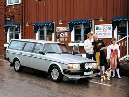 volvo sweden website caption contest volvo 240 glt ran when parked