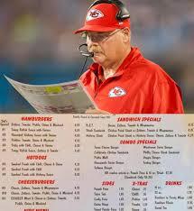 Andy Reid Meme - nfl memes on twitter andy reid looking at his play sheet