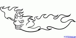 draw slugterra infurnus step step cartoons cartoons