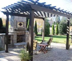 Build A Pergola On A Deck by Dress Up Your Deck With A Pergola Angie U0027s List