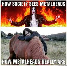 Heavy Metal Meme - pin by devilheavenalien on metal memes pinterest avatar metals