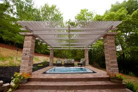 Louvered Roof Pergola by Louvered Roof Gallery