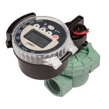 orbit battery operated timer with valve 57860 the home depot