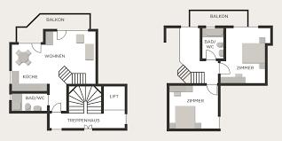 Maisonette Floor Plan Floorplan Hotel Mistral Saas Fee