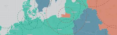 International Date Line Map The Russia Nato A2ad Environment Missile Threat