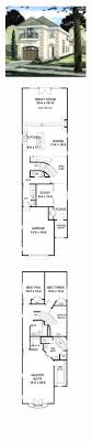 narrow lot house plans with basement 18 best images about central projects on
