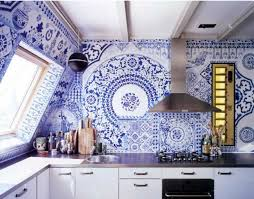 Blue And White Kitchen 40 Awesome Kitchen Backsplash Ideas Backsplash Ideas Kitchen