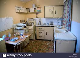 1950s kitchen 1950s kitchen museum of east anglian life stowmarket suffolk