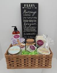 wedding gift baskets cheers to wedding season the wedding gift