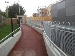 Galvanised Handrail Gates And Railings