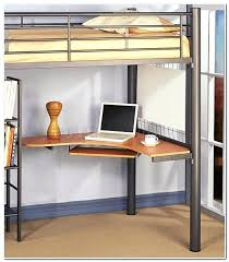 twin bed desk combo u2013 plfixtures info