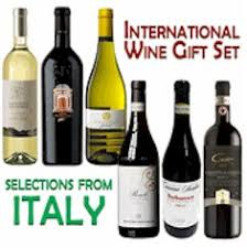 wine gift sets buy our italian wines gift set