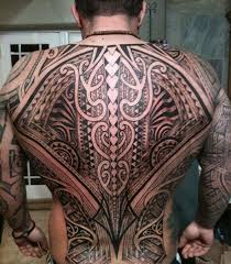 Tribal Tattoos For Mens - 40 best back tribal tattoos images on tribal
