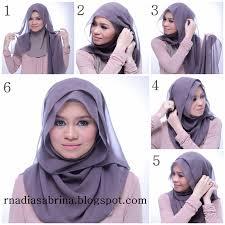 simple hijab styles tutorial segi empat tutorials available of hijab styles for segi empat hijabiworld