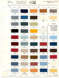 ford model a color chart ford roadster pick up related keywords