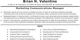 Sales And Marketing Resume Sample by Resume Examples Vp Marketing Resume Writing Resume Examples Cover