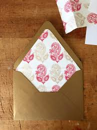 how to make envelope liners scissors u0026 sage