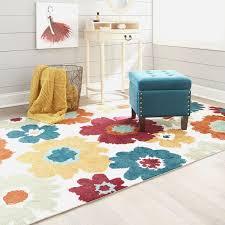 flower area rugs brylane home area rugs brylane home area rugs awesome jolie