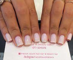 best 25 gel nails french ideas on pinterest glitter french tips