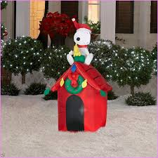 Christmas Outdoor Decorations Peanuts by Lovely Decoration Snoopy Outdoor Christmas Decorations The Peanuts