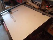 Norman Wade Drafting Table Vemco Drafting Ebay