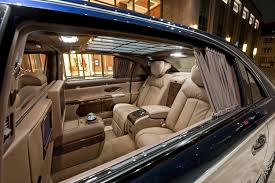 inside maybach more individuality and high class equipment for maybach at auto