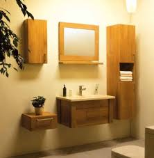 Solid Wood Bathroom Cabinet Awesome Solid Wood Bathroom Cabinets Bathroom Best References