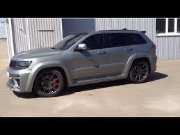2018 jeep tomahawk 2018 jeep grand cherokee trackhawk youtube