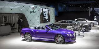 purple bentley mulsanne bentley motors website world of bentley our story news 2015