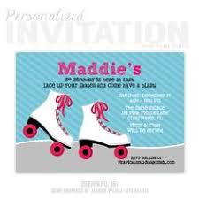 printable roller skating invitations birthday ideas pinterest