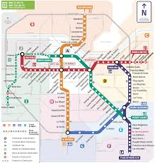 Metro Map Chicago by Santiago Metro Maps Pinterest Santiago Bus Route Map And