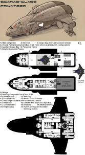 spaceship floor plan baby nursery deckplans massive starship plans archive rpgnet