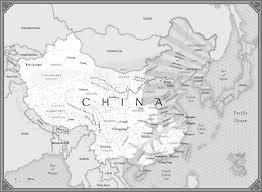 Ancient China Map Maps Of Ancient China