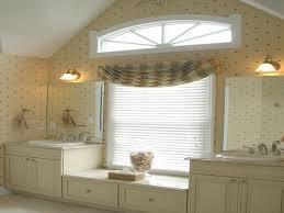 curtain ideas for bathroom windows bathroom window dressing ideas photogiraffe me
