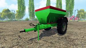 John Deere 7200 Planter by Unia Mxl 7200 For Farming Simulator 2015