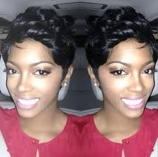 porsha stewart hair line stewart cuts her hair even shorter photo