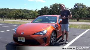 86 Gts Review Review 2017 Toyota 86 Manual Youtube