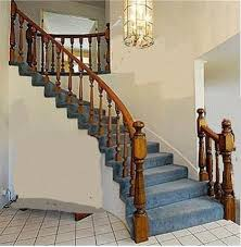 Wooden Stair Banisters Stair Railing Removal Doityourself Com Community Forums